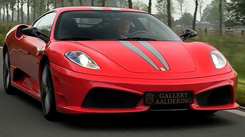 Nico's Klassieker: Ferrari 430 Scuderia