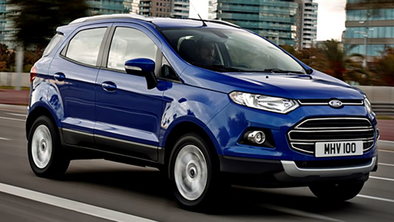 Ford SUV's