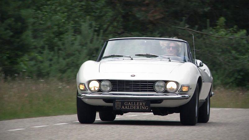 Nico's Klassieker: Fiat Dino Spider (1969)