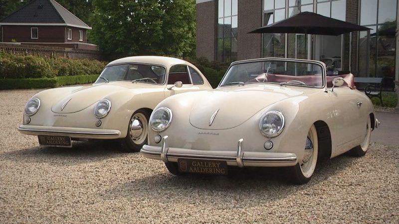 Nico's Klassieker: Porsche 356 A 'Knickscheibe'