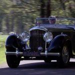 Nico's Klassieker: Bentley 4 1/4 litre Drophead Coupé (1936)
