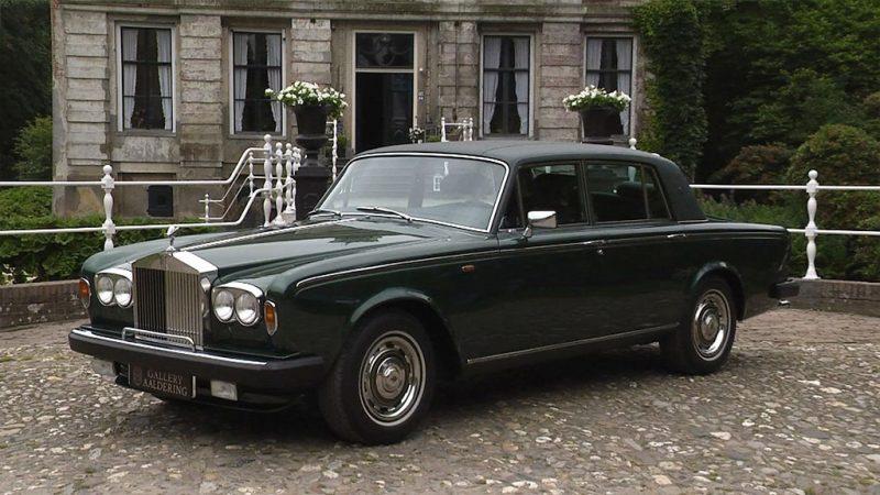 Nico's Klassieker: Rolls-Royce Silver Shadow II
