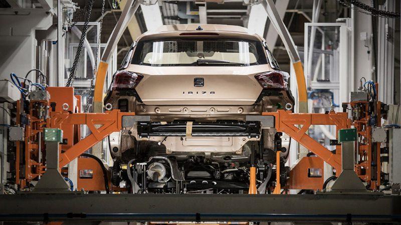 SEAT – de evolutie van 25 jaar auto's bouwen in Martorell