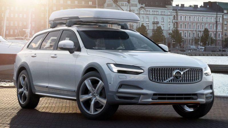 Volvo V90 CC Ocean Race Edition