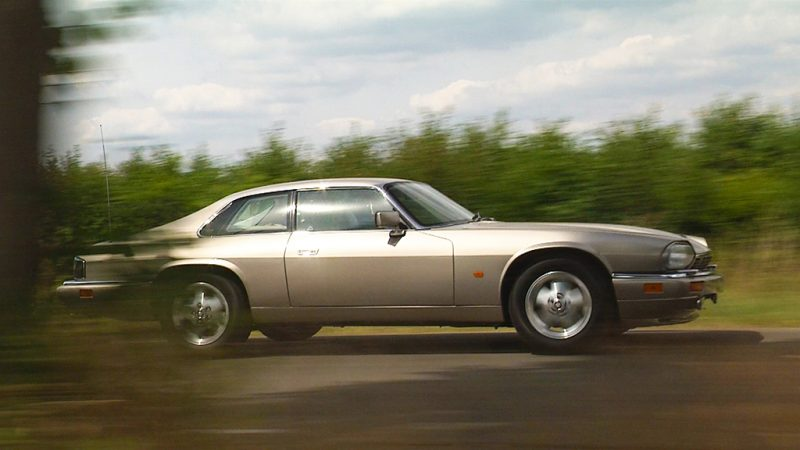 Nico's Klassieker: Jaguar XJS 4.0. Coupe (1995)