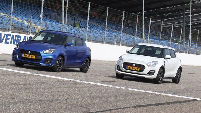 Suzuki Swift Sport en Sportline