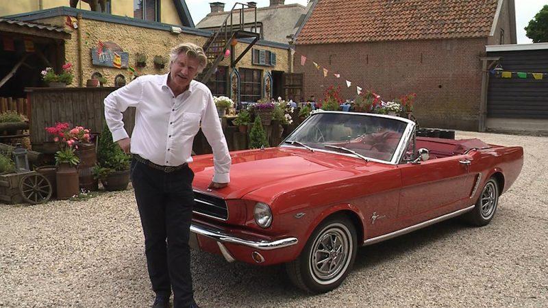 Nico's Klassieker: Ford Mustang