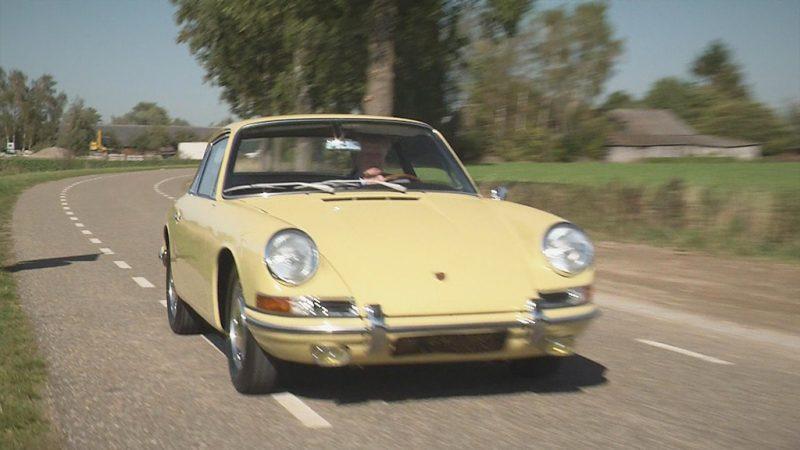 Nico's Klassieker: alle generaties Porsche 911