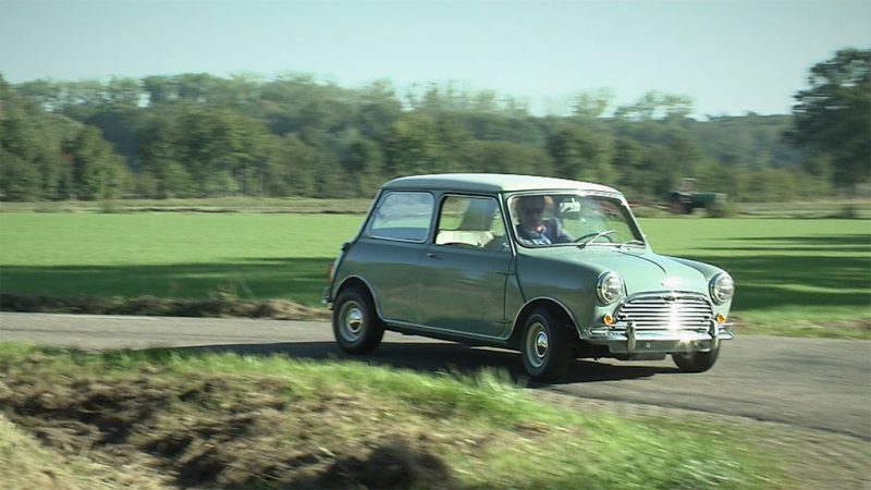 Nico's Klassieker: Austin Mini Cooper S MK1