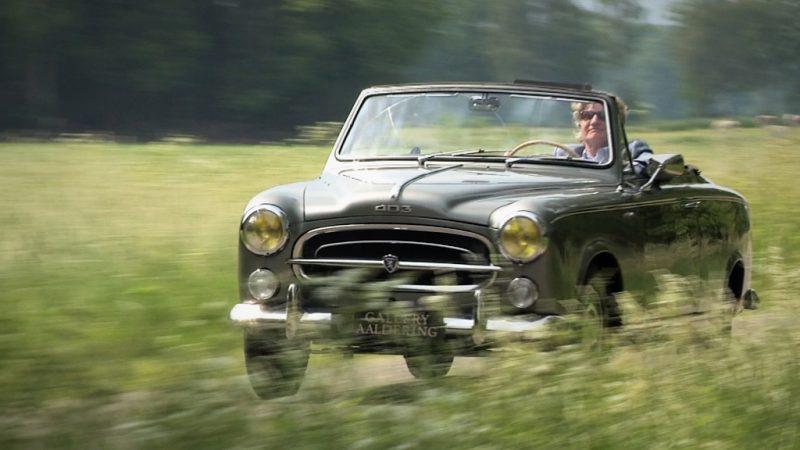Nico's Klassieker: Peugeot 403 Cabriolet (1959)