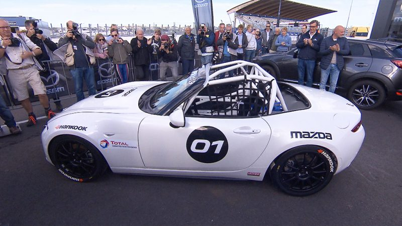 Mazda MaX5 Cup