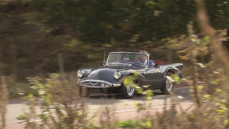 Nico's Klassieker: Daimler Dart (SP250)
