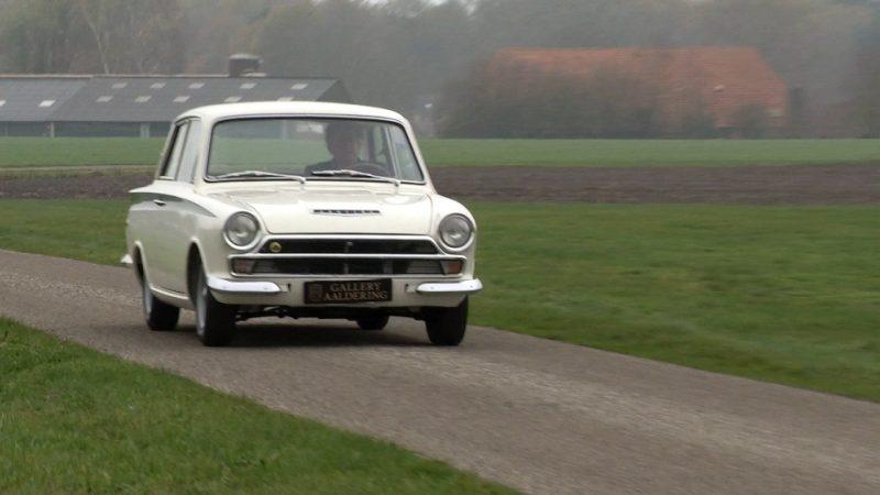 Nico's Klassieker: Ford Cortina Lotus