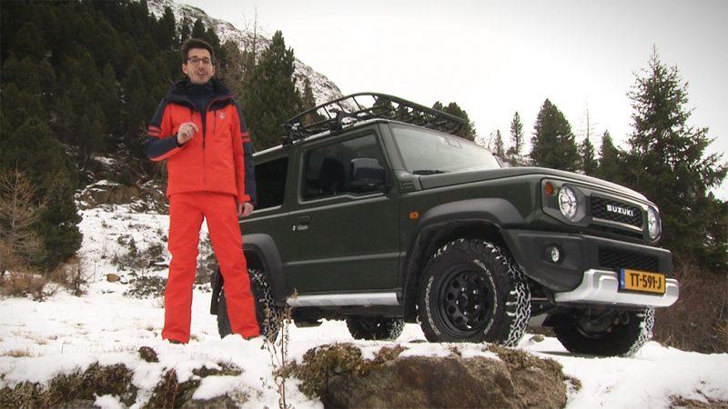 Winterspecial – Suzuki Jimny