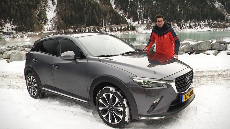 Winterspecial – Mazda CX-3
