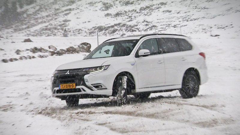 Winterspecial – Mitsubishi Outlander PHEV