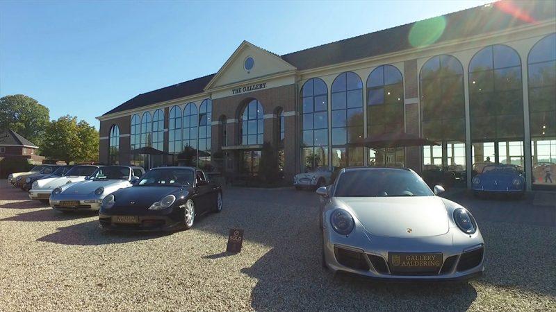 Alle generaties Porsche 911