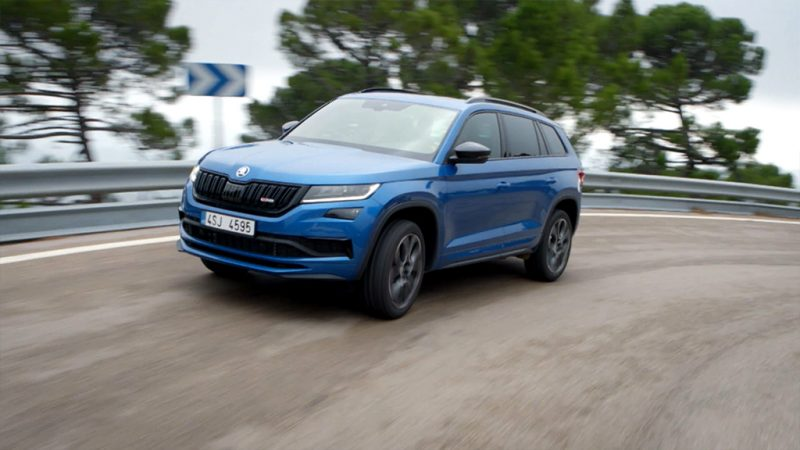 Deze week in Autowereld: de Skoda Kodiaq RS, Facel Vega en álle generaties Porsche 911