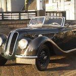 Nico's Klassieker: BMW 327/28
