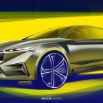 ŠKODA elektrificeert met VISION iV conceptstudie