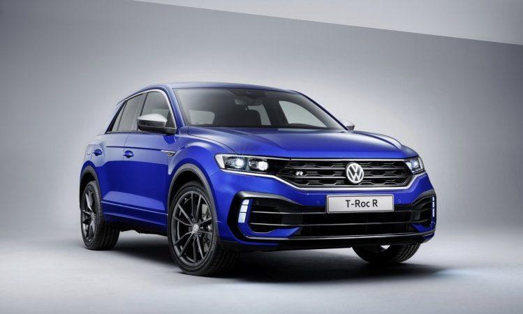 Volkswagen onthult de T-Roc R