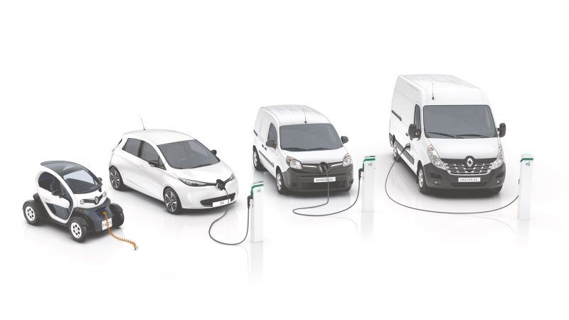 Renault verkoopt 200.000 elektrische voertuigen in Europa