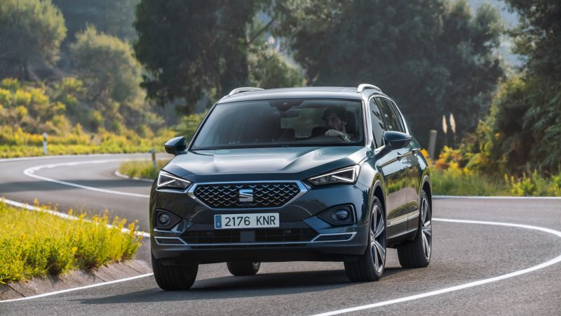 SEAT Tarraco noteert hoogste Euro NCAP-veiligheidsscore