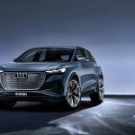 Voorbode productiemodel: Audi Q4 e-tron concept