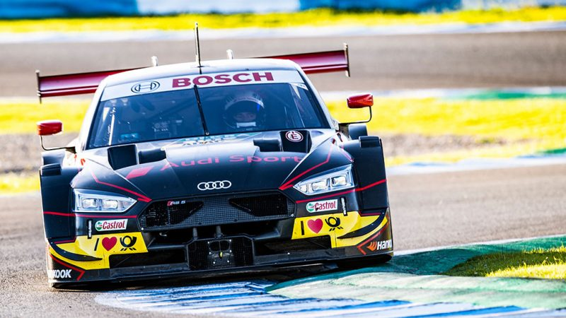 Audi in de DTM 2019: de turbo is terug!