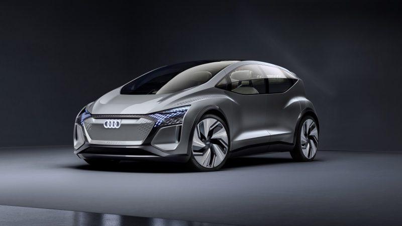 Audi AI:ME: slimme mobiliteit voor metropolen