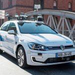 Volkswagen start praktijktests met zelfrijdende auto's