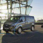 Ford onthult de Tourneo Custom Plug-In Hybrid