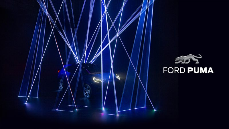 Ford toont eerste blik op sportieve, innovatieve Puma crossover