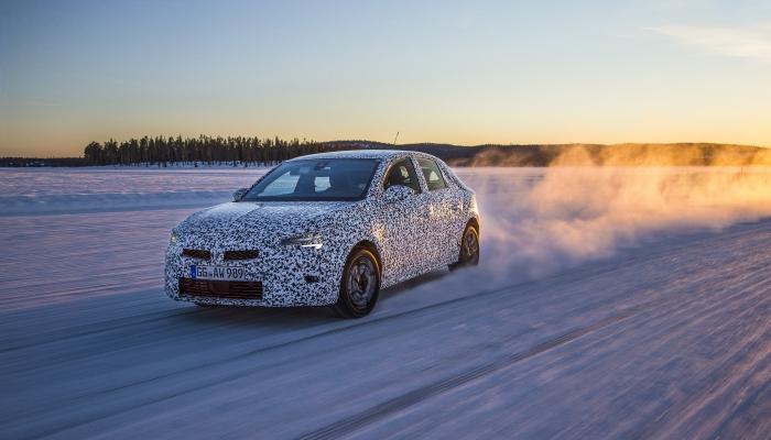 Opel legt laatste hand aan volledige nieuwe Corsa