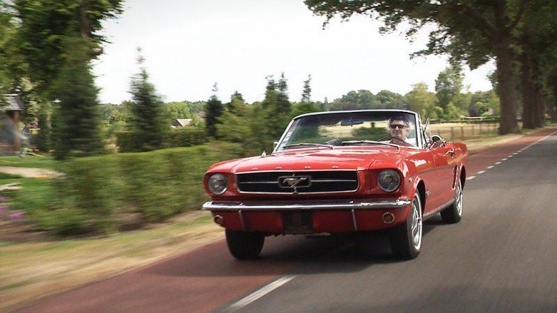 Nico's Klassieker: Ford Mustang Convertible