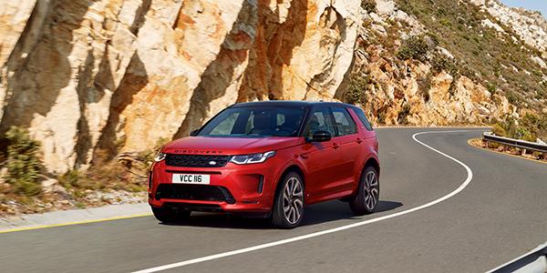 Nieuwe Land Rover Discovery Sport: Aangescherpt voor elk avontuur