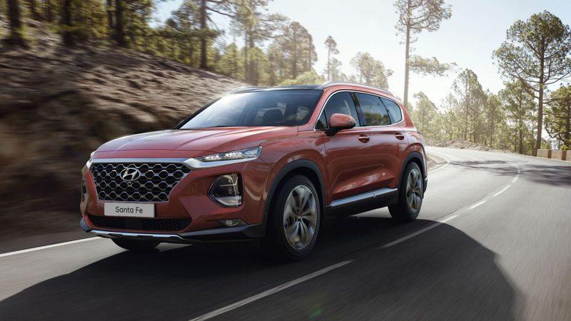 Vernieuwde Hyundai Santa Fe: nog krachtiger, eleganter en ruimer