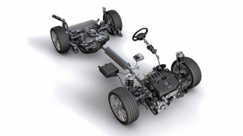 Nieuwe Golf 8 eerste Volkswagen met 48V-technologie