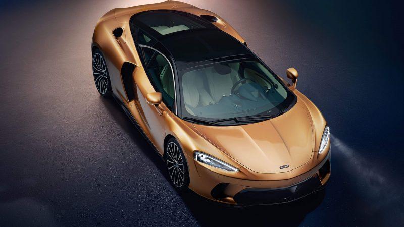 De nieuwe McLaren GT: ultralichtgewicht Grand Touring volgens McLaren