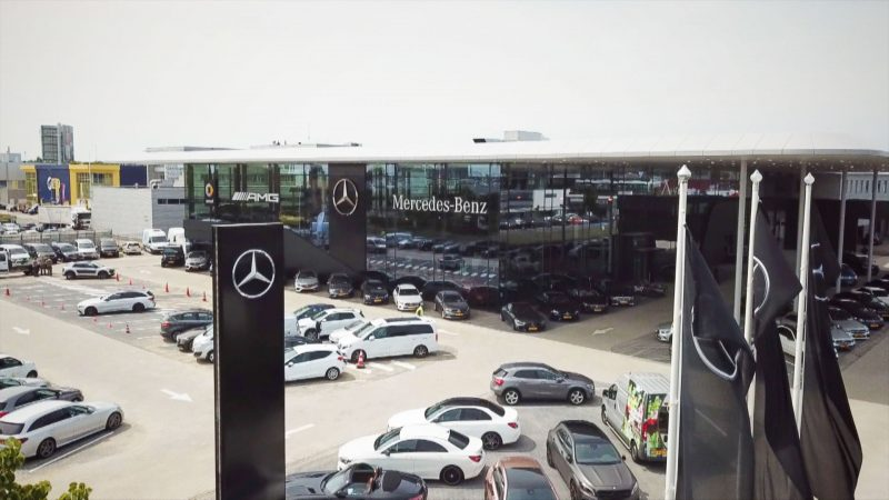 Mercedes-Benz Flagshipstore