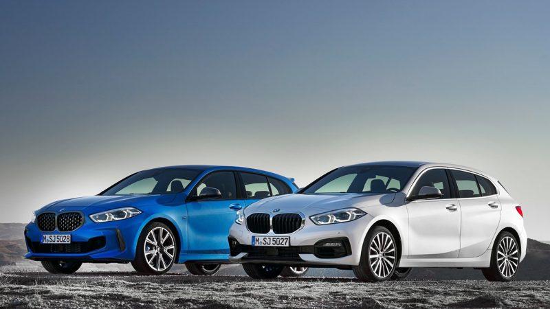Fris gezicht én meer techniek: nieuwe BMW 1 Serie