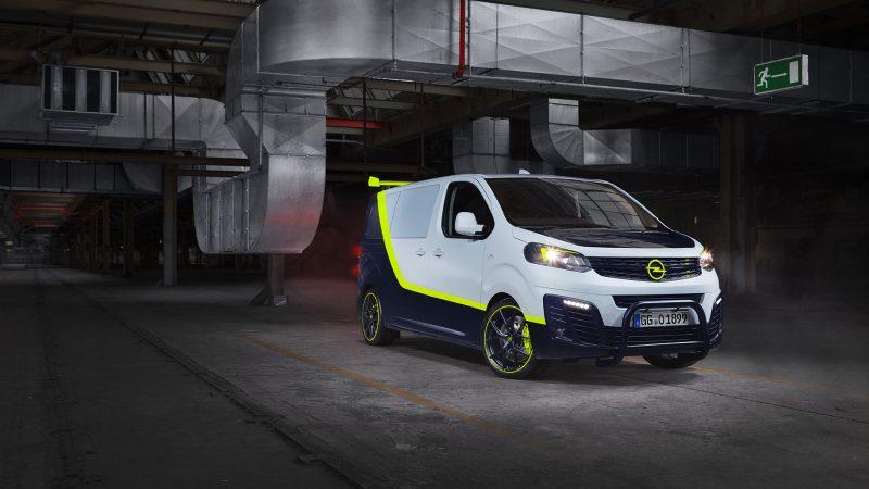 O-Team Zafira Life debuteert op Opel-Treffen 2019 in Duitsland