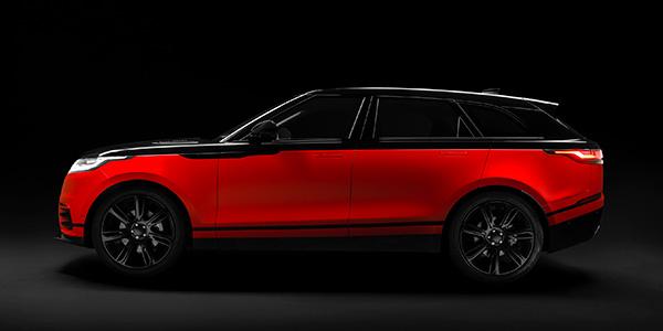 Nu al historisch: De Range Rover Velar Piet Boon Edition