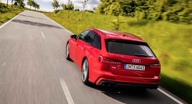 Audi S TDI-modellen: sportiviteit voor de lange afstand