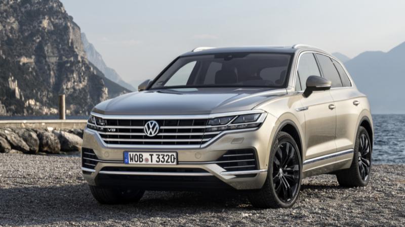 Volkswagen prijst oppermachtige Touareg 4.0 V8 TDI