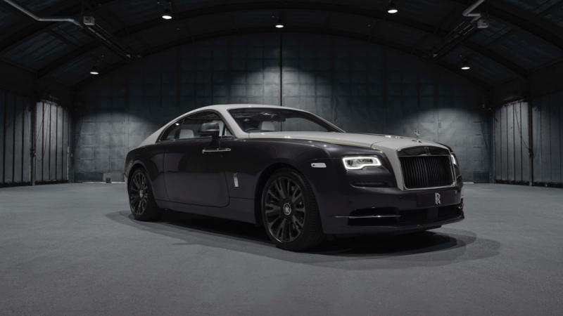ROLLS-ROYCE ONTHULT WRAITH EAGLE VIII COLLECTION CAR