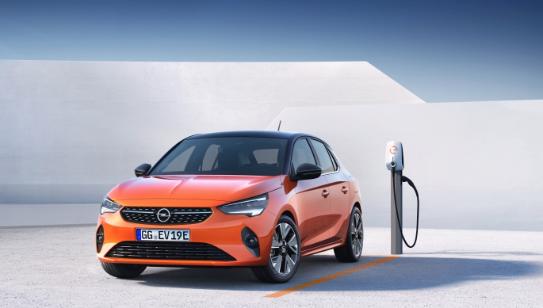 Zesde generatie Opel Corsa gaat elektrisch