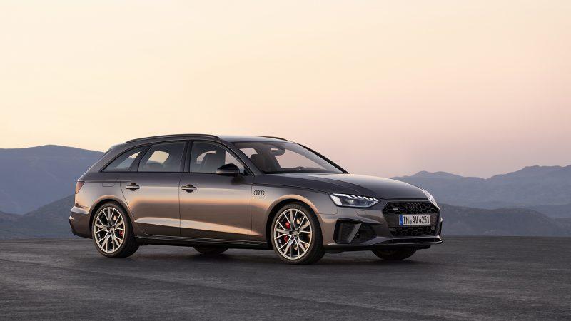 De nieuwe Audi A4: nog sportiever, nog meer hightech