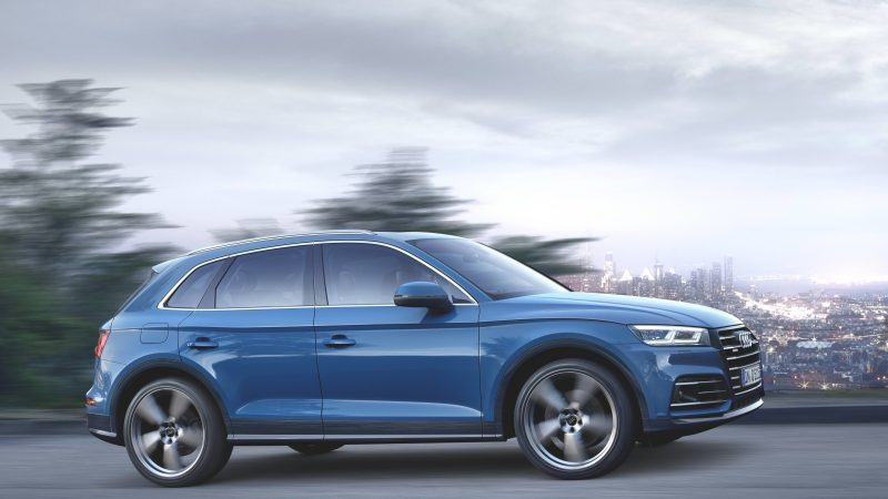 Sportieve efficiency: Audi Q5 55 TFSI e quattro plug-in hybrid