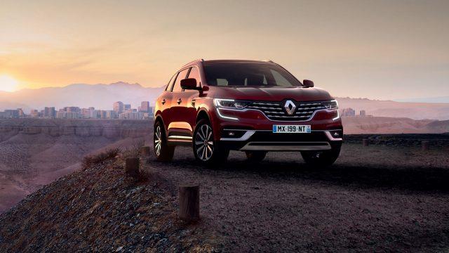 De nieuwe Renault Koleos: krachtigere styling en meer comfort voor grootste SUV van Groupe Renault